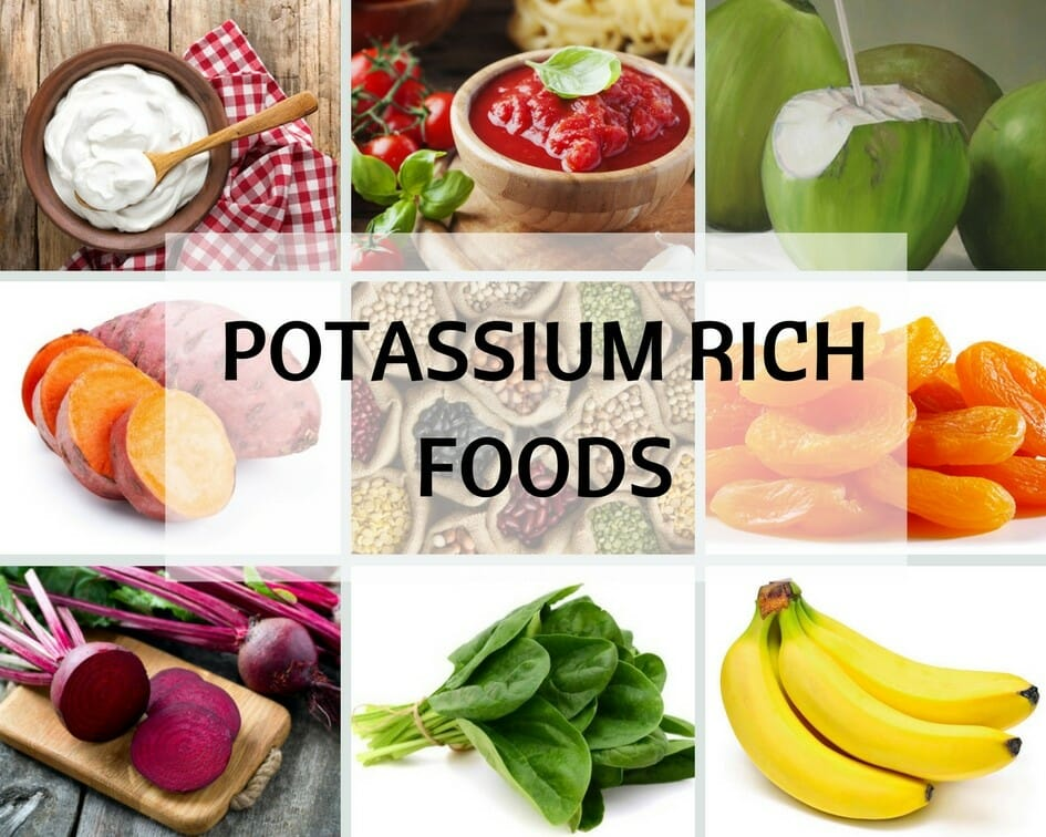 Potassium Rich Food